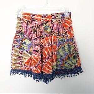 Band of Gypsies | Boho Shorts With Pockets